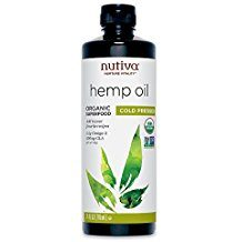 hemp oil nutiva