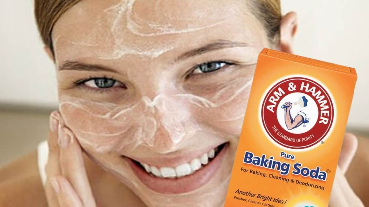 baking soda blackheads