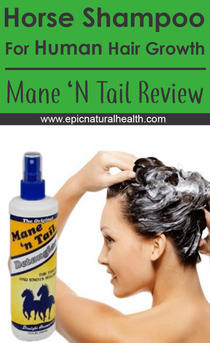 Mane N Tail Natural Hair Growth