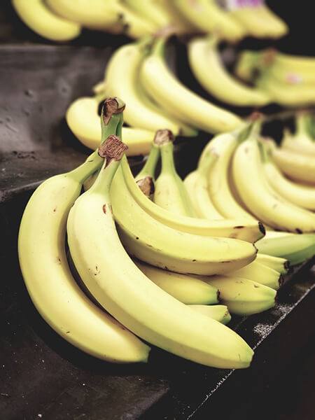 Banana promotes healthy gut environment