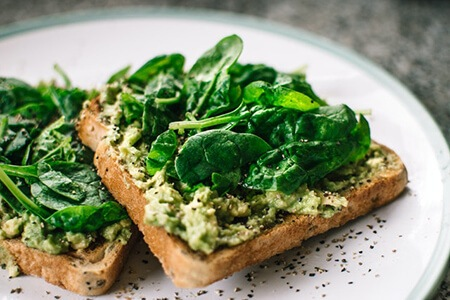 Green Leafy Vegetable can reduce chronic inflammation