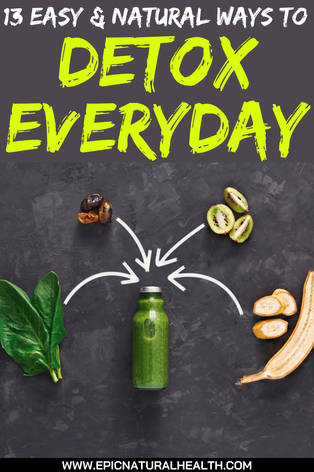 13 easy and natural ways to detox everyday