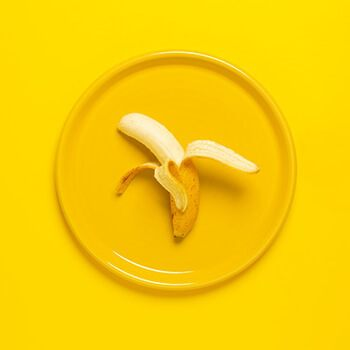 Bananas are mood-enhancing because of its tryptophan