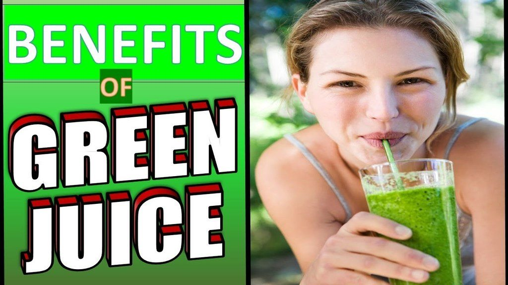 Benefits of Green Juice