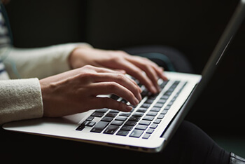 Do not overdo activities that can trigger arthritis like typing on a keyboard