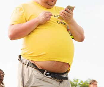 Fatty Liver is linked to obesity