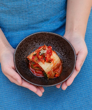 Fermented food like kimchi can improve your overall mental health