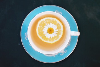 Herbal tea are full of anti oxidants and have their own detoxifying benefits
