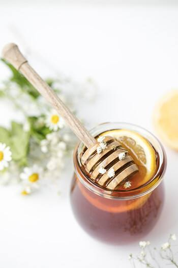 Honey is one of the easiest ways to effectively speed up healing
