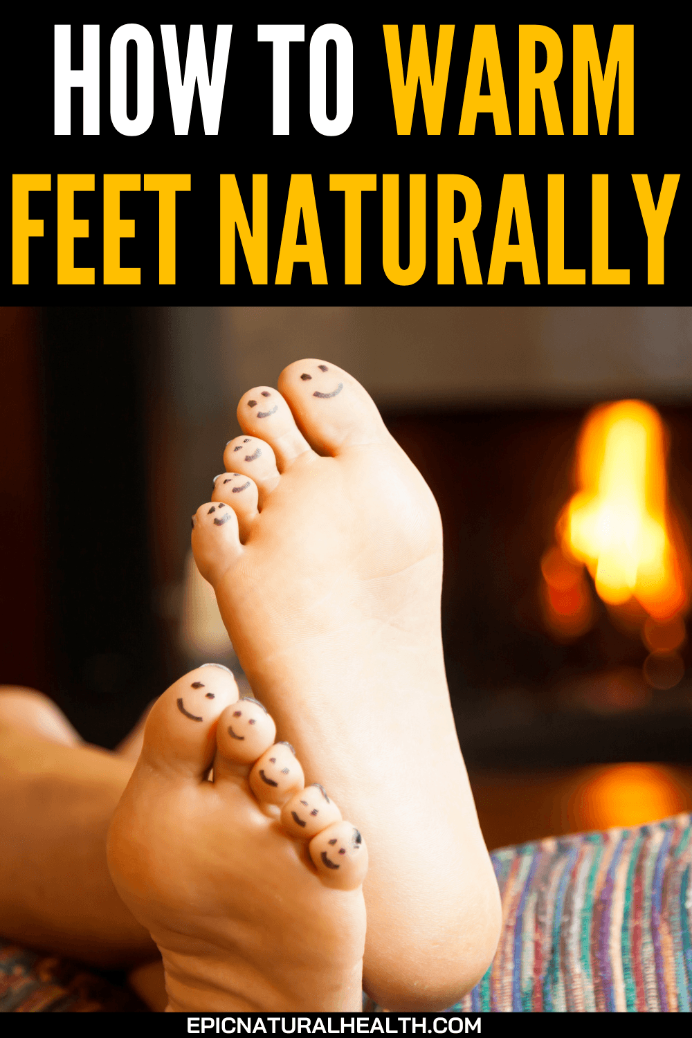 How to Warm Feet Naturally