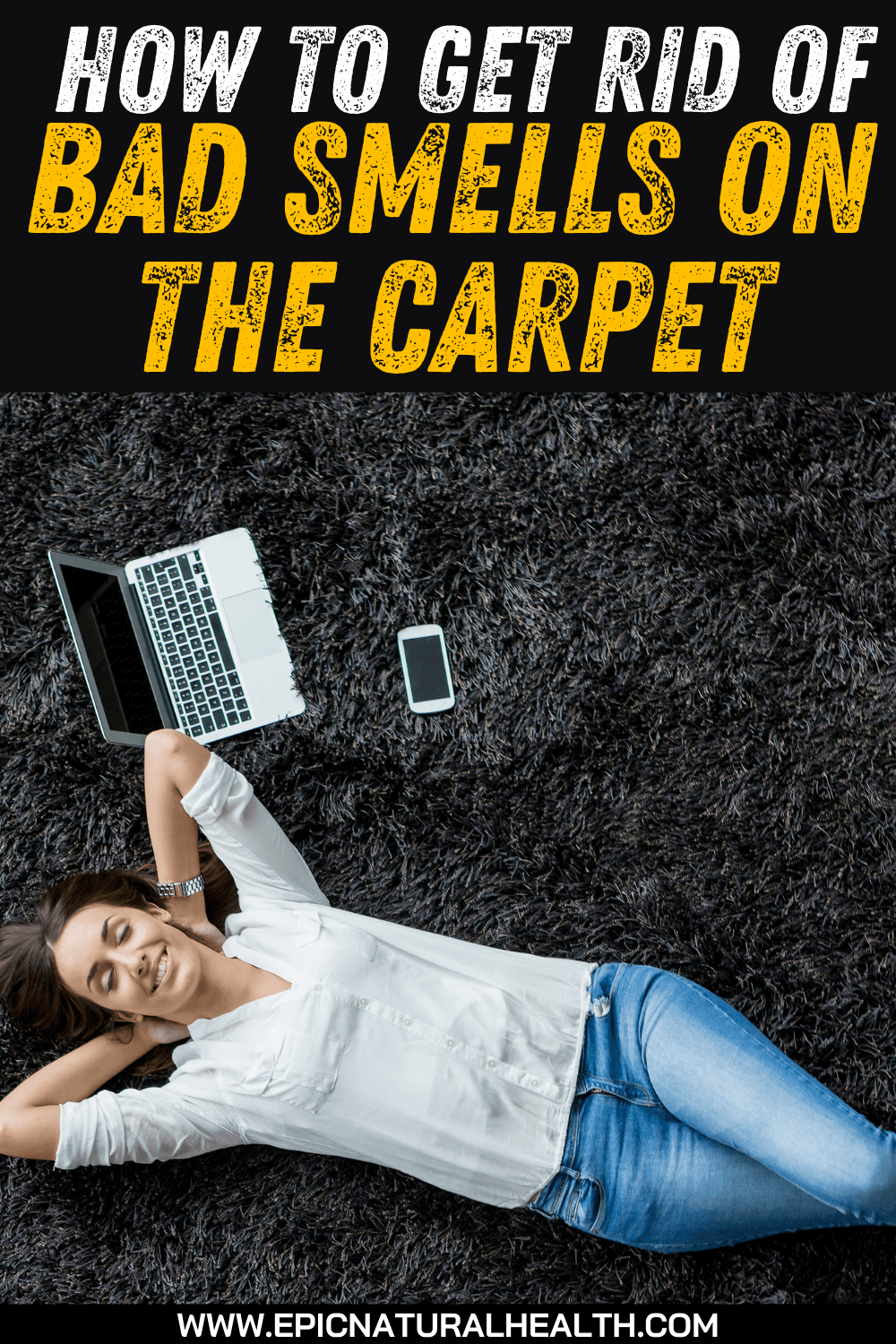 How to get rid of bad smells on carpet