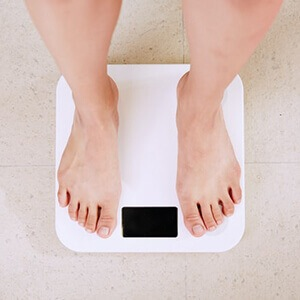 Keep Your Weight in a Healthy Zone