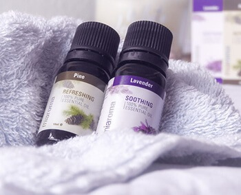 Lavender essential oils can treat anxiety and stress caused by hormonal imbalance