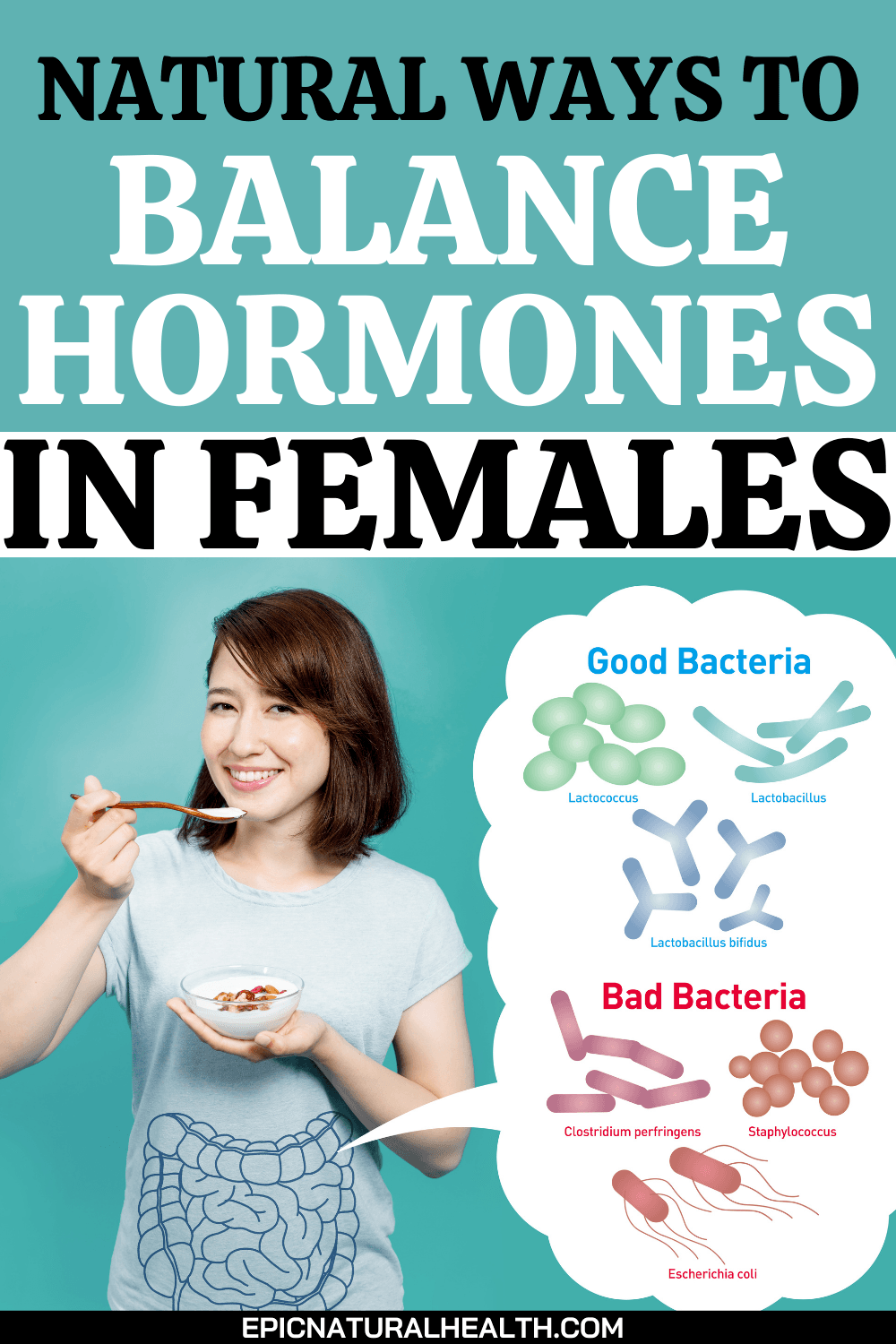 Natural Ways to Balance Hormones in Females