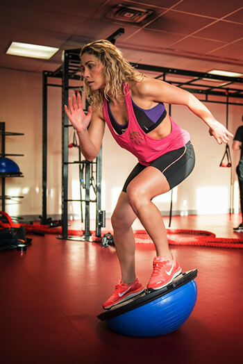 Physical activites have hormonal benefits
