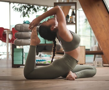 Take control of your stress levels by practicing yoga