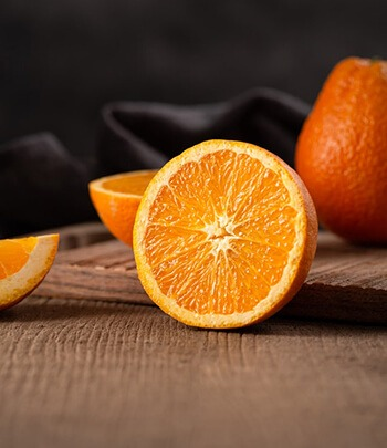 Vitamin C can help repair sun damage