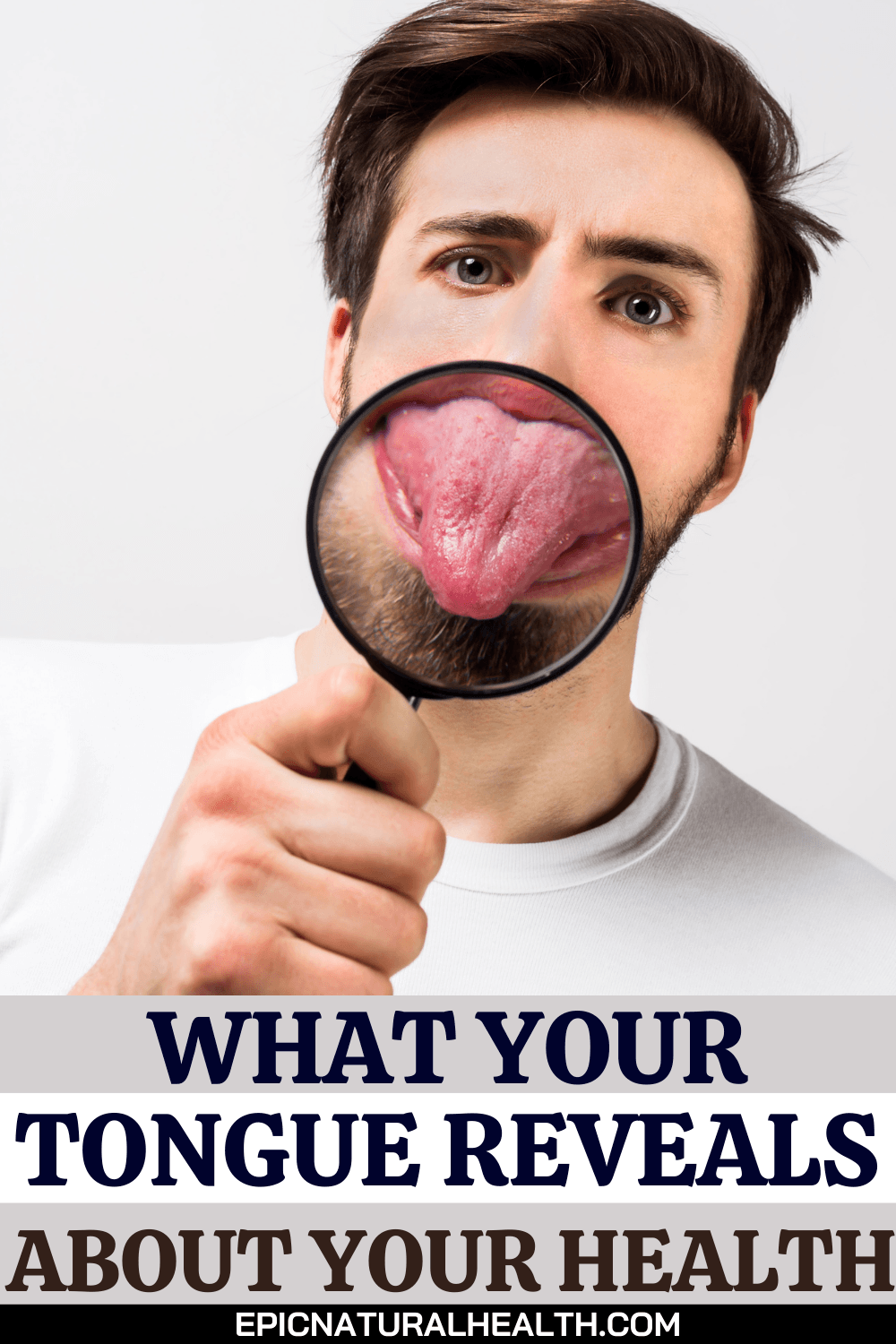 What your tongue reveal about your health