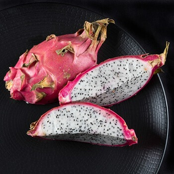 a tropical fruit found on several different indigenous American cactus species