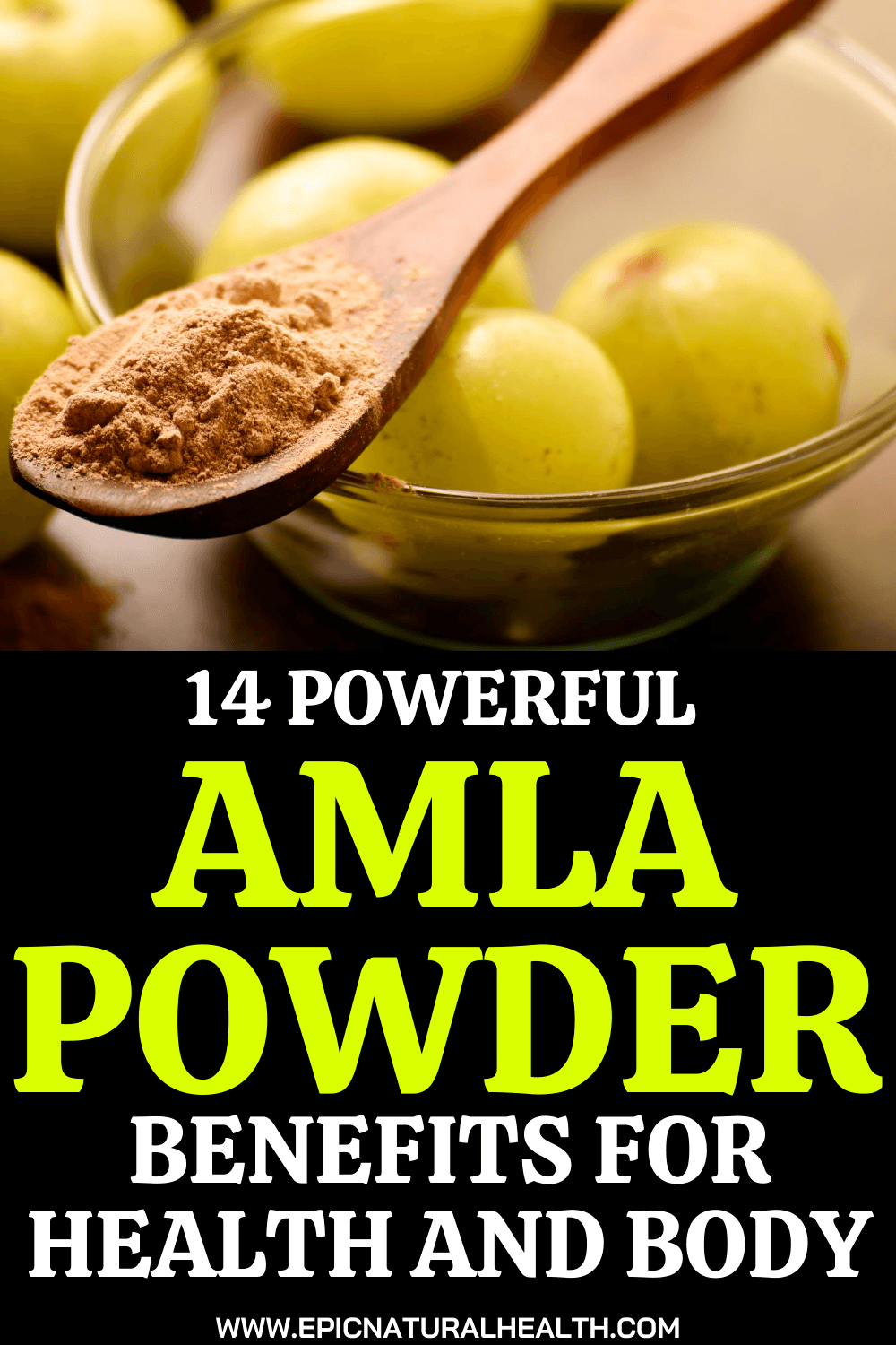 14 Powerful Amla Powder Benefits for Health and Body