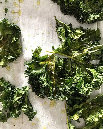 increase your intake of anti-inflammatory foods like leafy greens