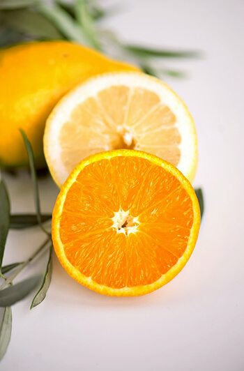 oranges can help make foods softer and easier to pass