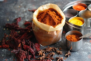 turmeric is a natural antiseptic and antibiotic agent