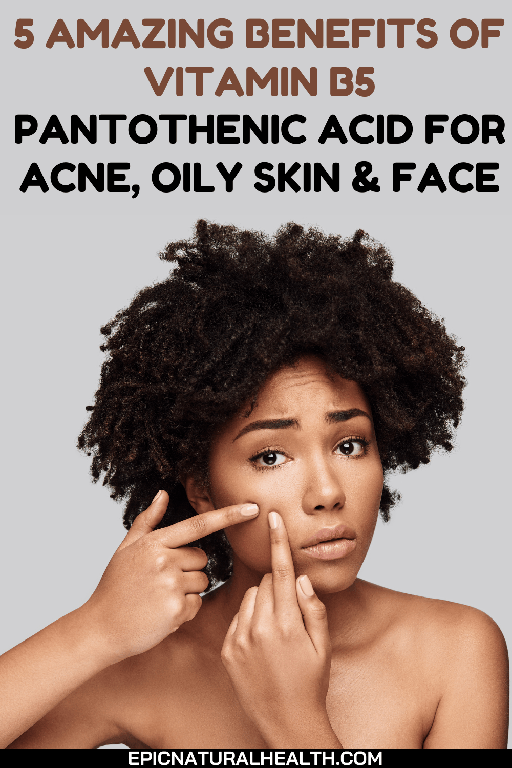 5 amazing benefits of vitamin b5 pantothenic acid for acne, oily skin and face