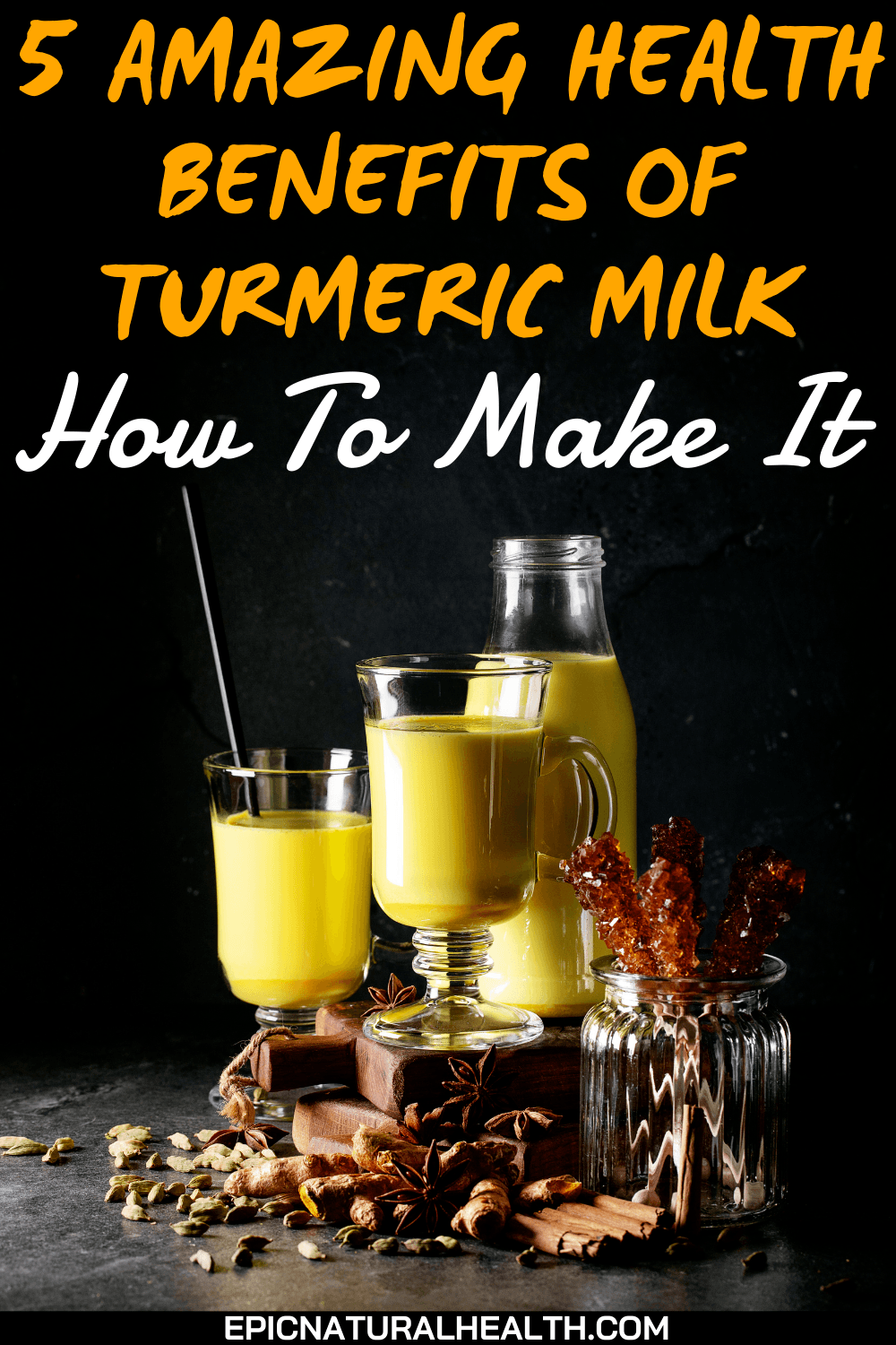 5 amazing health benefits of turmeric milk and how to make it