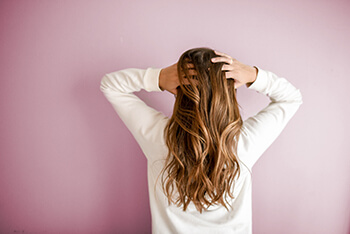 Curry leaves improves hair quality