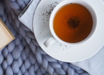 Drinking a turmeric black pepper tea every morning is a good way to make sure you get your daily dose of the spices