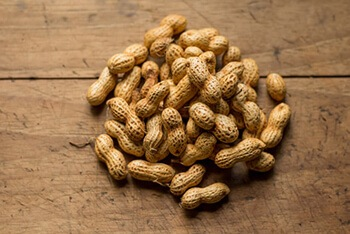 Peanuts are responsible for thousands of allergic reaction across the world