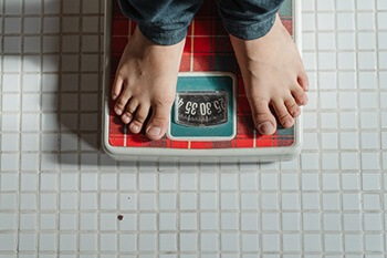 Weight loss is a side effect of liver damage