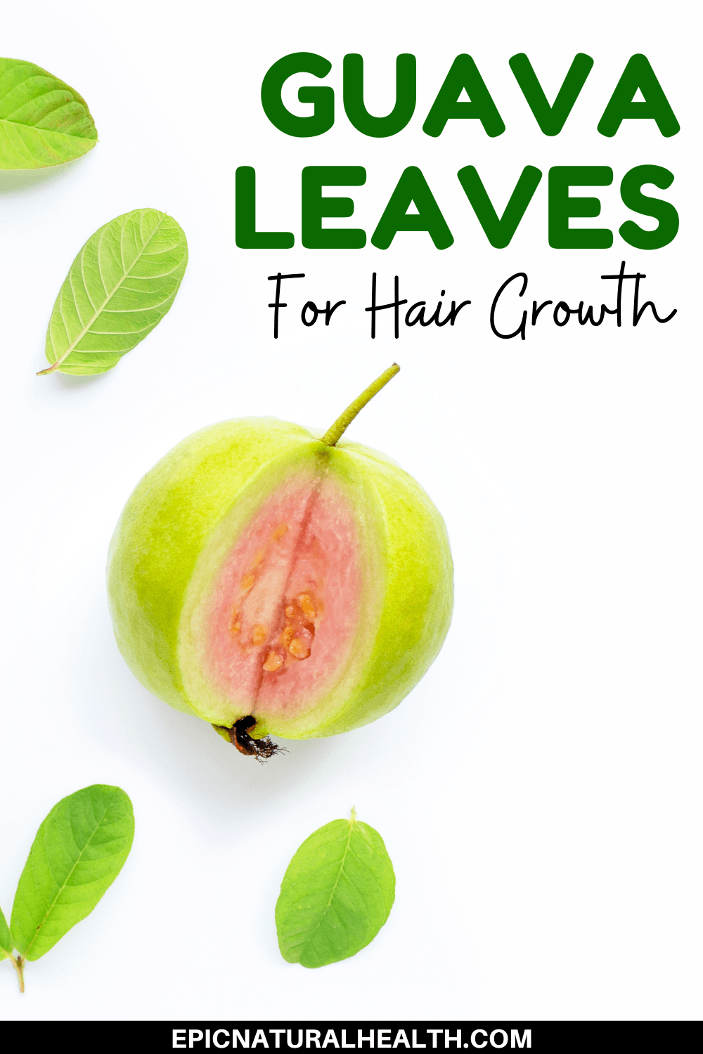 guava leavs for hair growth