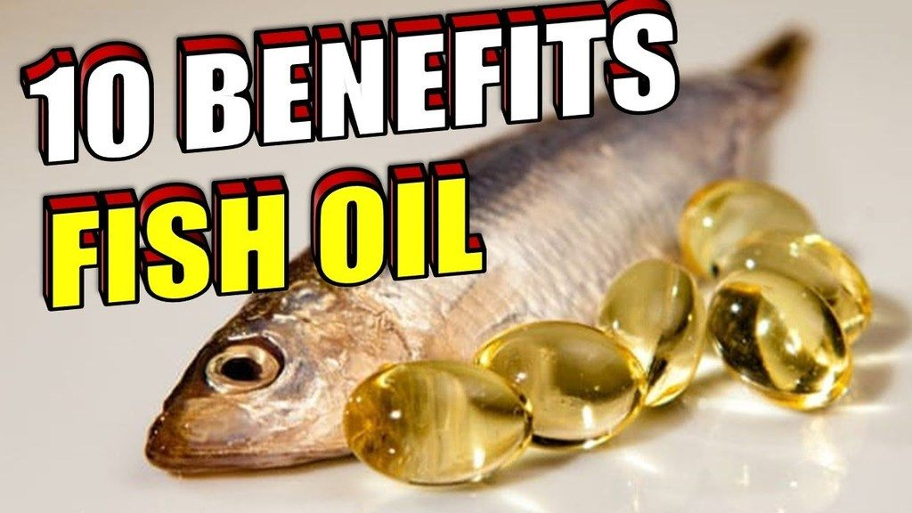 10 Benefits of Fish Oil