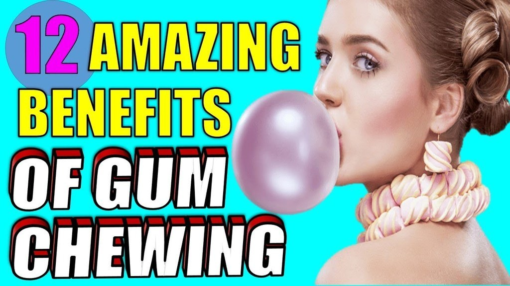 12 Amazing Benefits of Gum Chewing
