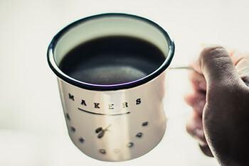 Cut down caffeine