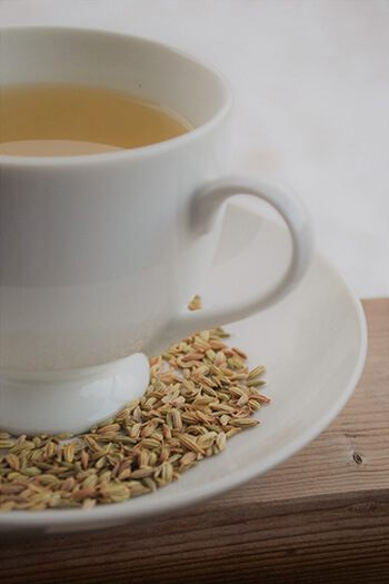 Fennel helps decrease pressure in the eyes and aids in blood vessel dilation