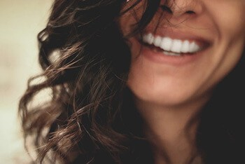 Hydrogen peroxide and baking soda are used to whiten teeth