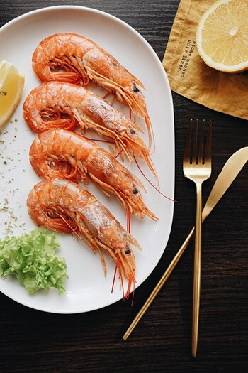 Men who ate seafood have higher levels of uric acid