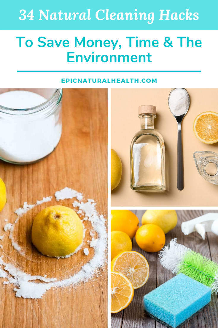 Natural Cleaning Hacks