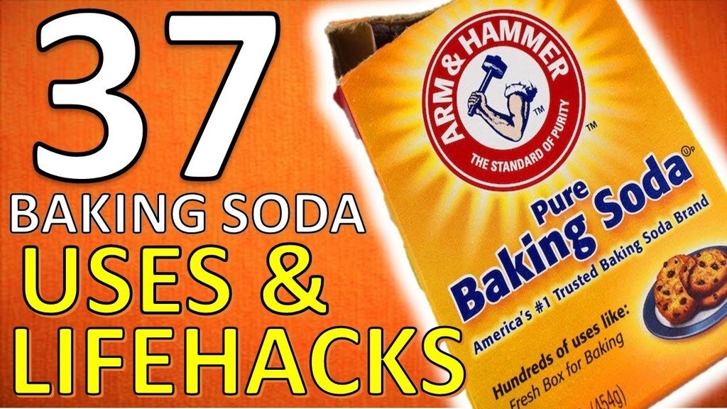 baking soda uses and lifehacks