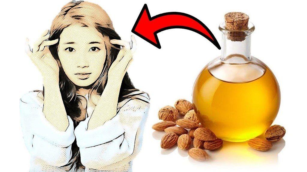 almond oil image