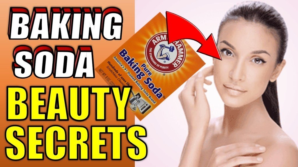 baking soda beauty secrets