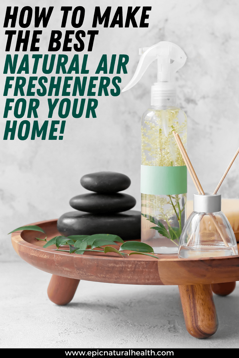 how to make the best natural air fresheners
