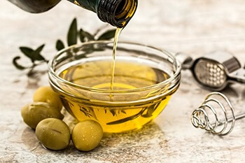 olive oil can help with aging