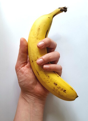banana and coconut mask to help encourage cell turnover