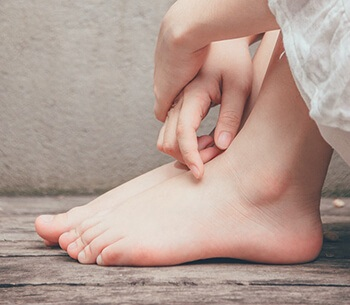 can help eliminate foot odor