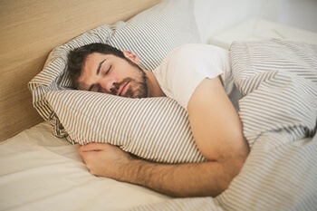 get enough sleep to regenerate testosterone