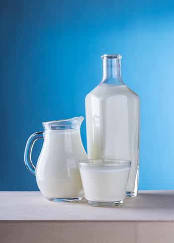 unpasteurized milk can carry listeria